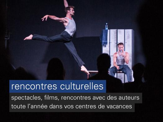 rencontres culturelles ccas